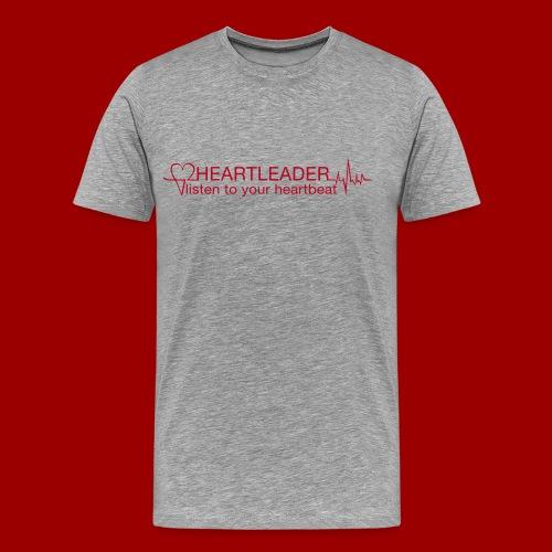 Heartleader_Signet_4c - Männer Premium T-Shirt