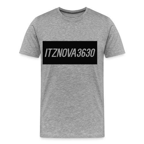 ziovoshirtlogo png - Men's Premium T-Shirt