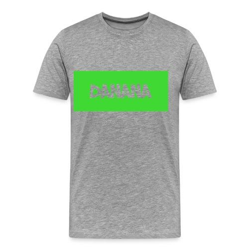 Danana - Mannen Premium T-shirt