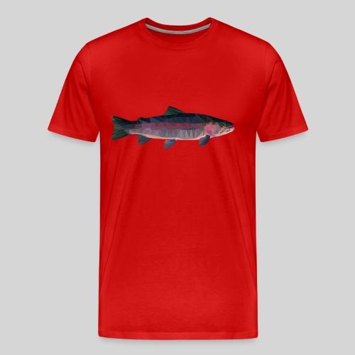 Trout - Miesten premium t-paita