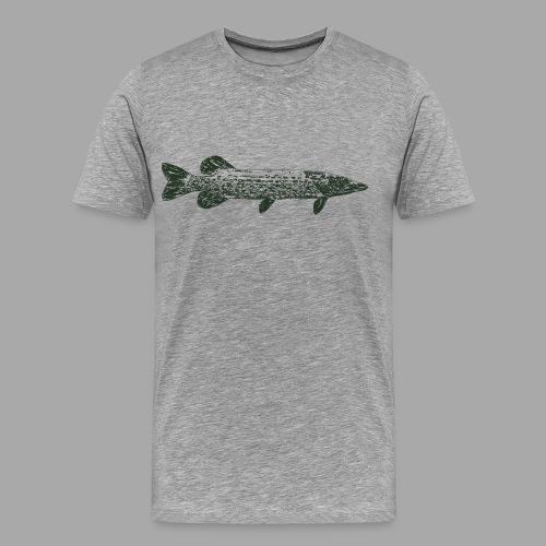 Pike - Miesten premium t-paita