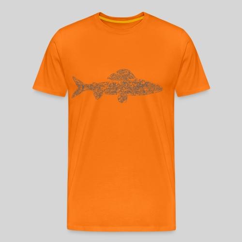 grayling - Miesten premium t-paita