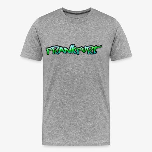 Gangster Frankfurt - Männer Premium T-Shirt