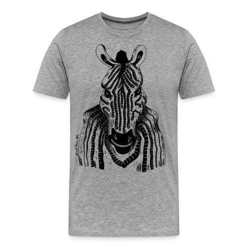 SBarth Quagga - Männer Premium T-Shirt