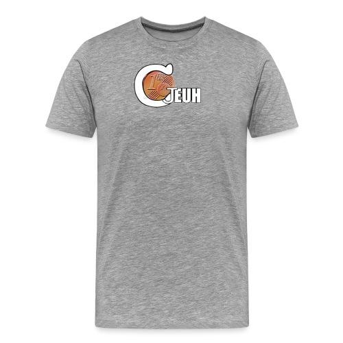 logo ps 2 png - Men's Premium T-Shirt