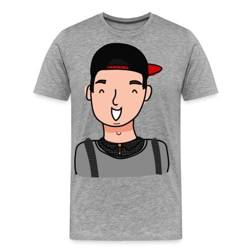 HerrColin -Cartoon! - Mannen Premium T-shirt