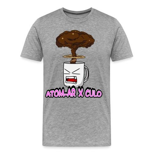 Atom Coffe - Camiseta premium hombre