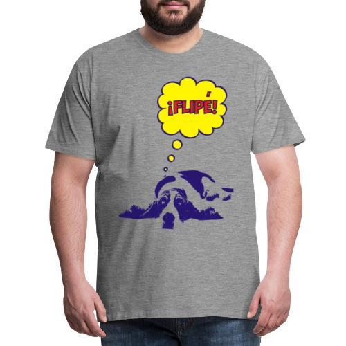 fiple - Camiseta premium hombre