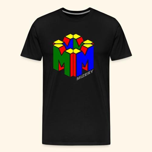 N64 Shirt png - Männer Premium T-Shirt