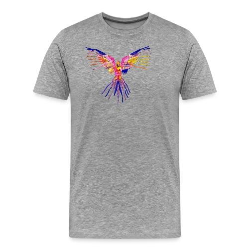 K.A Shirts - Herre premium T-shirt