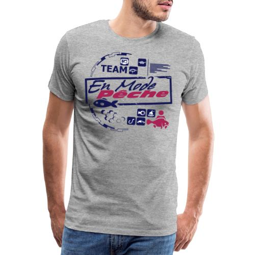 tee_sirt_renouveau_dos201 - T-shirt Premium Homme