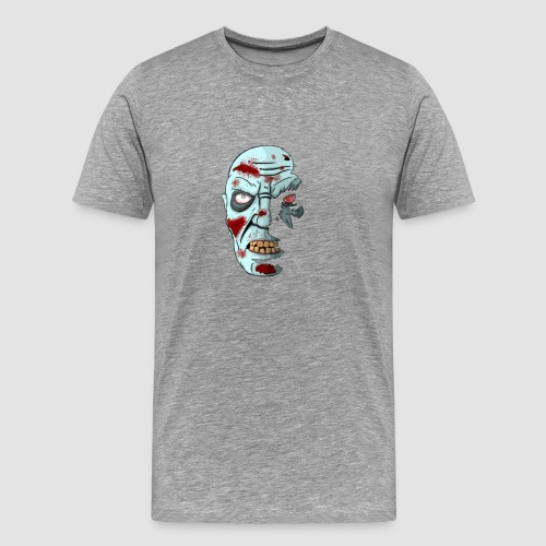 Shadow Zombie - Men's Premium T-Shirt