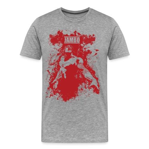 Jambo Splat - Men's Premium T-Shirt