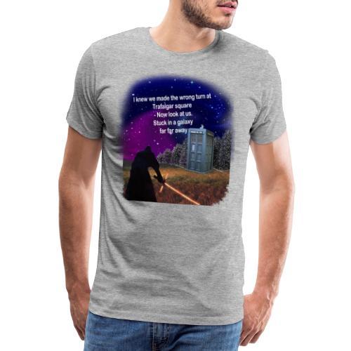 Bad Parking - Men's Premium T-Shirt
