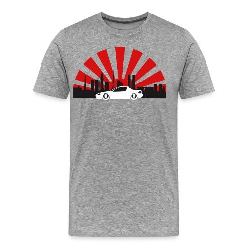 Tokio Del Sol-01 - Männer Premium T-Shirt