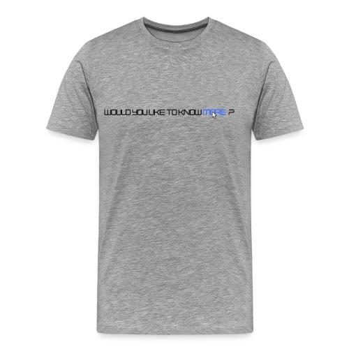 StarshipTroopers - T-shirt Premium Homme