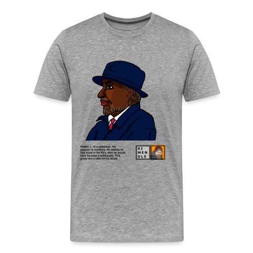 Robert_J - Männer Premium T-Shirt