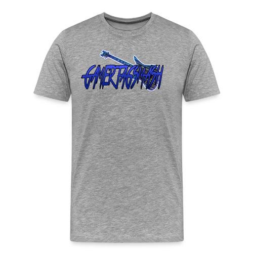 GTS BLUE png - Men's Premium T-Shirt