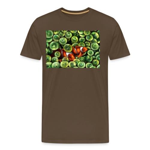 Pesci Pagliaccio - Maglietta Premium da uomo