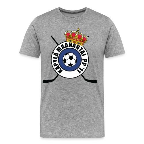 Käpylä Maanantai PP 11 - Miesten premium t-paita