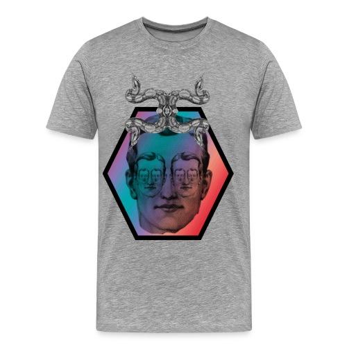 koepfe - Männer Premium T-Shirt