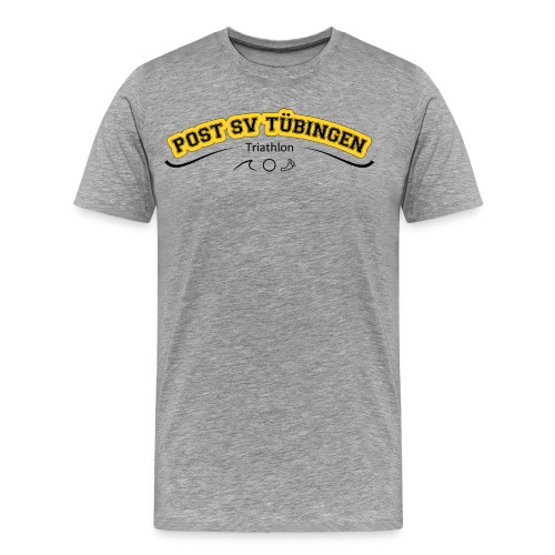 PSV Racing logo - Männer Premium T-Shirt