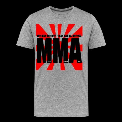 mma 06 - T-shirt Premium Homme