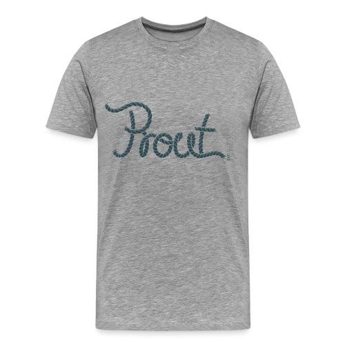 Twisted PROUT - Men's Premium T-Shirt