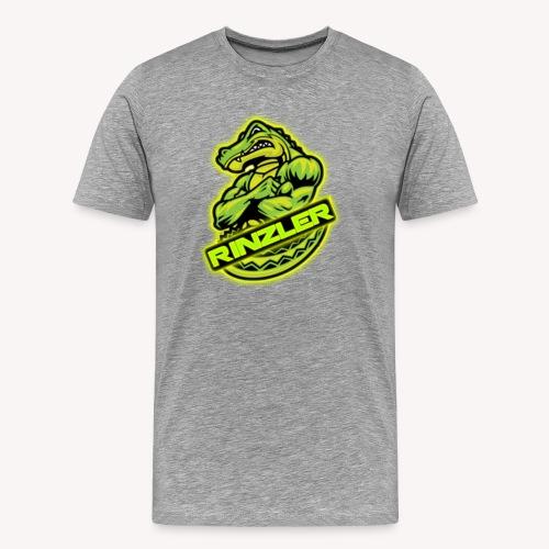 RinzlerVII Logo - Premium-T-shirt herr
