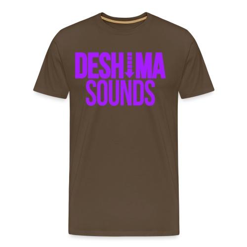 Purple - Men's Premium T-Shirt