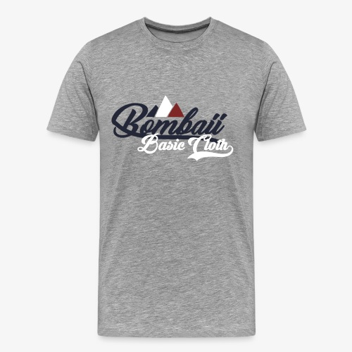 BomBaii French mountain - T-shirt Premium Homme