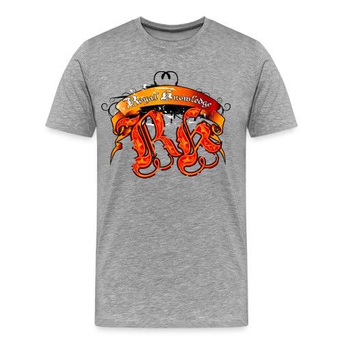 Royal Knowlede - Camiseta premium hombre