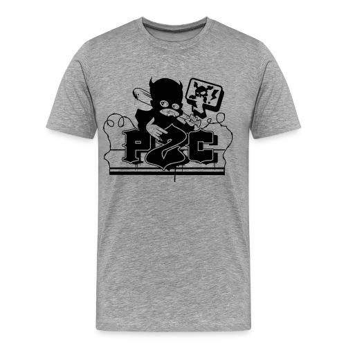 PRODUIT 2 CONTREBANDE - T-shirt Premium Homme