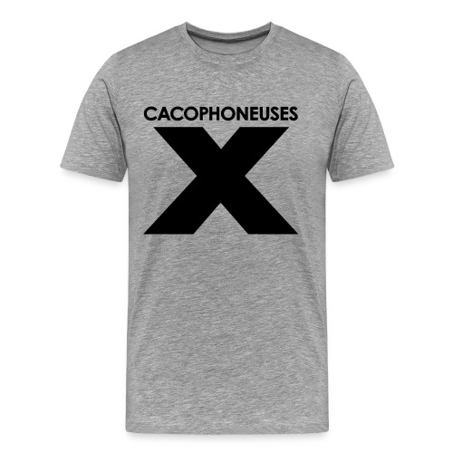 Xcaco gif - Men's Premium T-Shirt