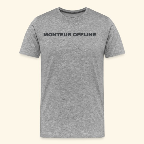 pierre - T-shirt Premium Homme