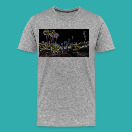 resort.jpg - Men's Premium T-Shirt