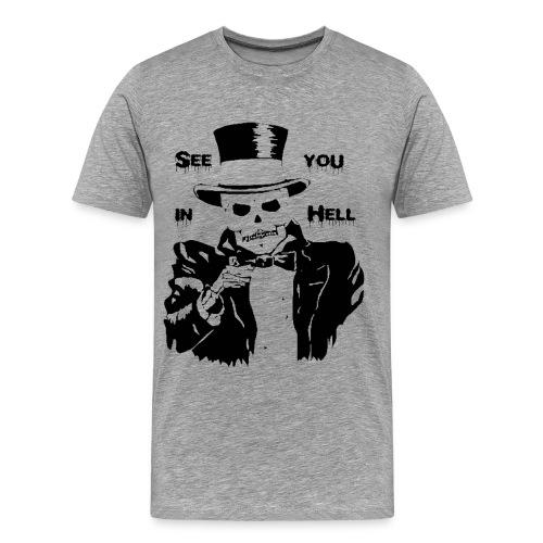 rockolli neu test6 png - Männer Premium T-Shirt
