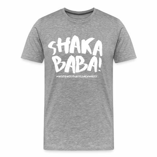 shaka - Miesten premium t-paita