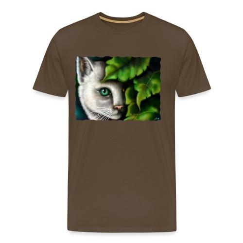 Gatto Shiva - Maglietta Premium da uomo
