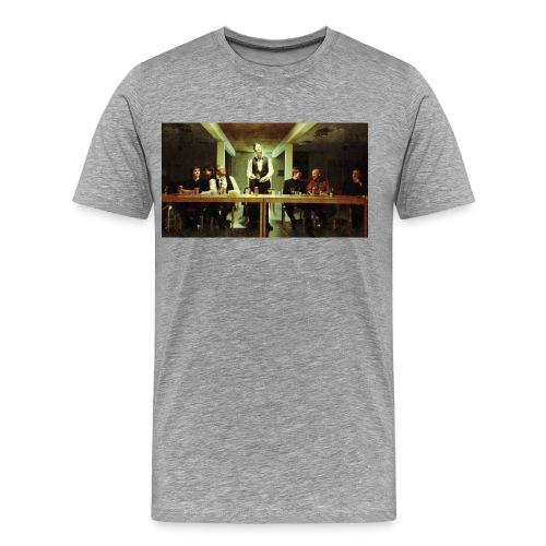 Den Sista Måltiden Mariestad JPG - Premium-T-shirt herr