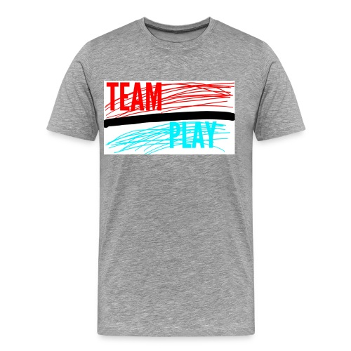TEAM PLAY - Men's Premium T-Shirt