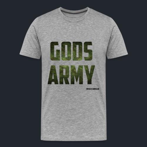 GodsArmy - Männer Premium T-Shirt