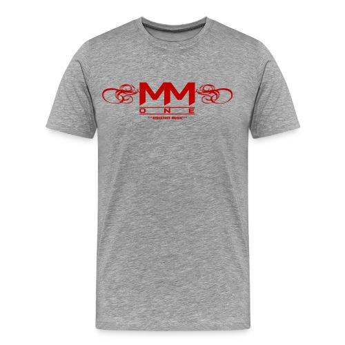 mmone Kopie gif - Männer Premium T-Shirt
