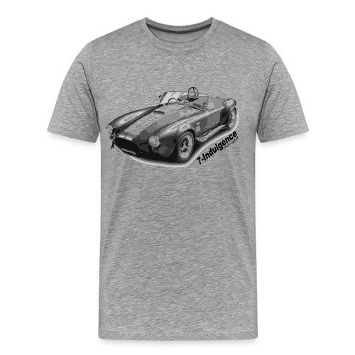 cobrawith7 - Men's Premium T-Shirt