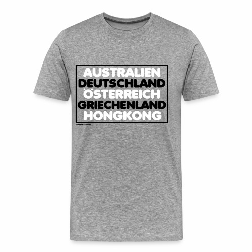 #FUNWHILETEARING - Männer Premium T-Shirt