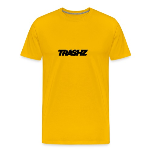 Trashz Recordz png - Men's Premium T-Shirt