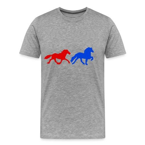 4 und 5-Gänger II - Männer Premium T-Shirt