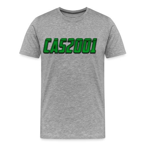 cas2001 - Mannen Premium T-shirt