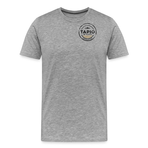 Tapio on the move - Miesten premium t-paita