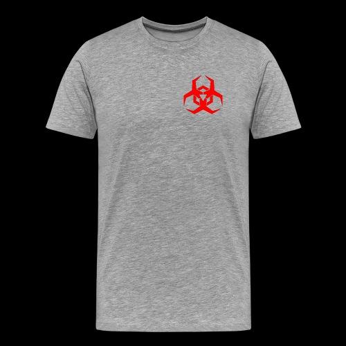 Radioaktive - Herre premium T-shirt